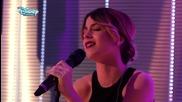 * Превод * Martina Stoessel - Violetta Mash Up ( Violetta on Tour, Berlin 2014 )