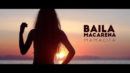 Allexinno & Starchild - Baila Macarena (lyric Video)