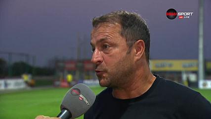 Желко Петрович: Ботев незаслужено загуби, аз не бих минал детектор на лъжата