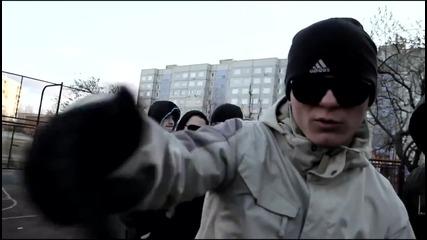 Лудница! Гамора - дыхание улиц ( Официално Видео )
