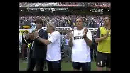 Luis Figo се разделя с футбола !!!