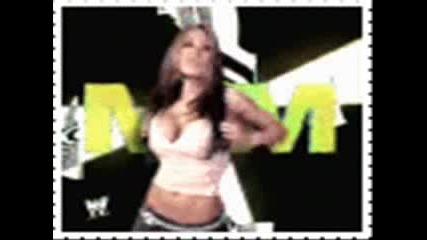 Wwe - Melina, Lita, Ashley And Trish Tribute