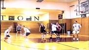 Един от най-добрия кросоувър в баскетбола!