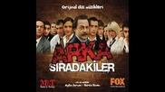 Arka Siradakiler - Enstrumental [dizi muzigi]