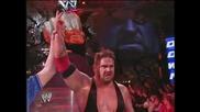 Гробаря получава телеграма от Браян Кендрик от името на Биг Шоу | Wwe Smackdown 30.1.2003