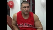 Митко в Бургас споделя за световното през 2009 - Димитър Димитров