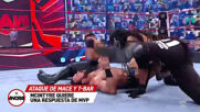 ESTA NOCHE en #RAW: WWE Ahora, Abr 19, 2021