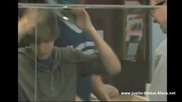 Justin Bieber on Silent Library Part 1