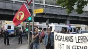 Germany: Pro-Kurdish groups march through Berlin