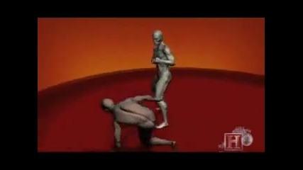 Самозащита - Тае Куон До - Торнадо ритник