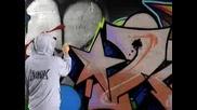 Рисуване На Графити - Keep Six - Seekz - Kamit Graff Graffiti Bombing