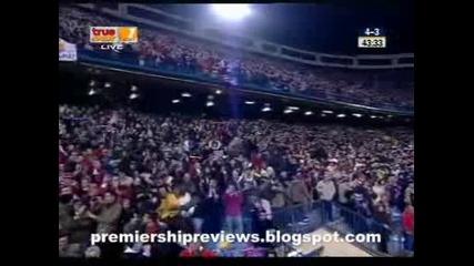 01.03 Атлетико Мадрид - Барселона 4:3 Серхио Агуеро Победен Гол