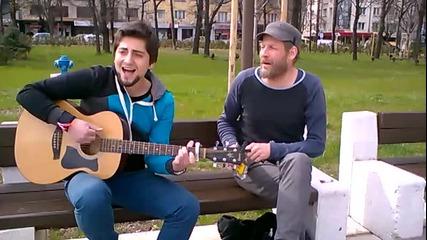 No Woman No Cry - a Bulgarian / Finnish Cover - [21.03.2016] - Bulgaria, Sofia, ndk