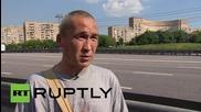 Руски бездомник с огромен брой последователи в Youtube
