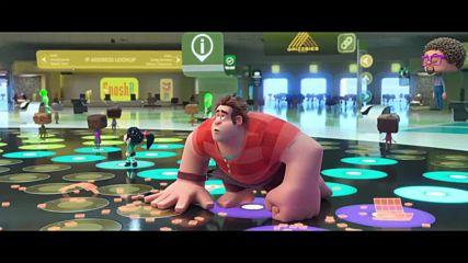 """Ралф разбива интернета - клип """"Ние сме в Интернет"""""""