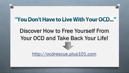 Overcome Obsessive-compulsive Disorder with the Ocd Rescue Program!