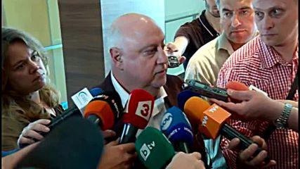 Константин Баждеков за оставките в Левски и новия формат