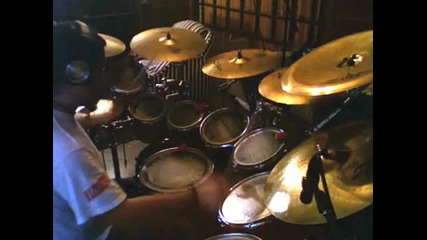 Helloween - Eagle Fly Free (drums) - барабани