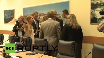 Hungary: EU Commissioner for Migration meets with Hungarian ministers over refugee crisis