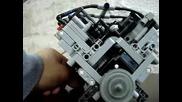 Lego 2480 rpm V6