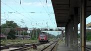 86 013 транзитира през гара Пловдив
