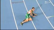 Kevin borlee - Европейски Шампион на 400 метра от Европейското първенство в Барселона