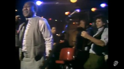 Muddy Waters & The Rolling Stones - Mannish Boy / Live At Checkerboard Lounge `81