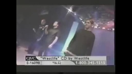 Westlife - Live - Swear It Again