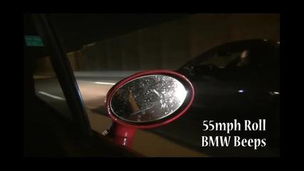 Bmw Z3m turbo срещу C6 Z06 срещу C6 Z06