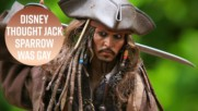 Disney wanted to fire Johnny Depp from Pirates