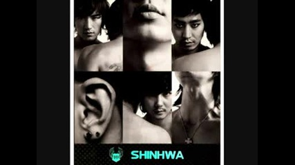 Shinhwa - your man