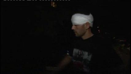 Жестоко : Националистът Боян Расате пребит с бокс и чукове !