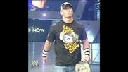 Снимки на John Cena