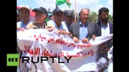 State of Palestine: Clashes break out at Al-Nakba demo