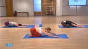 Caley Alyssa - Day 1 Upper Body. 5-day Yoga Challenge Beachbody Yoga Studio