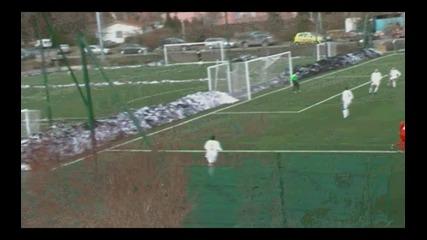 Славия 2 - 1 Ц С К А (родени 1995г.) * Ц С К А гол *