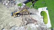 USA: Supersize sinkhole swallows two more homes in Florida