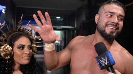 Andrade and Zelina Vega destined for King of the Ring royalty: WWE.com Exclusive, Aug. 20, 2019