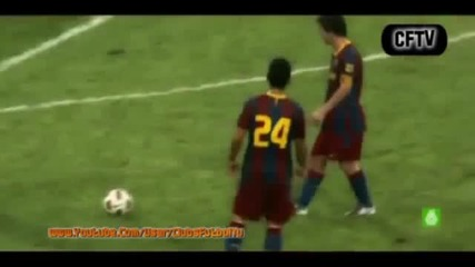Lionel Messi Skills And Goals 2011