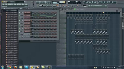 Beat instrumental Viola (fl studio)