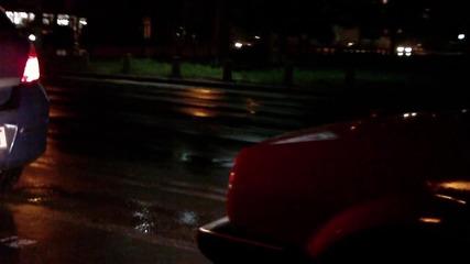 Hyundai Coupe Bg night in Sofia 2