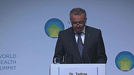 Germany: WHO's Tedros talks global pandemic preparedness treaty as World Health Summit kicks off in Berlin
