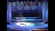 Момичето, което вдигна журито и публиката във въздуха