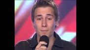 Огромен талант - Георги Топалов от Варна в X Factor