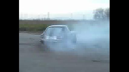Nissan 240z Power I Suzuki Burnout