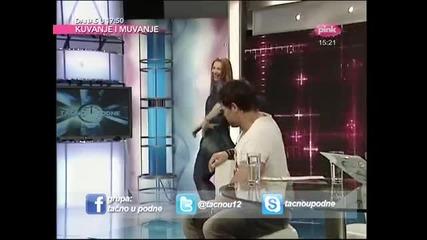 Tri Fx - Hocu jos - Tacno u podne (2013 Tv Pink)