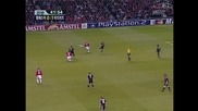 2002/2003 Cl Manchester United - Real Madrid 4:3 ( част 3 от 1-во полувремe)