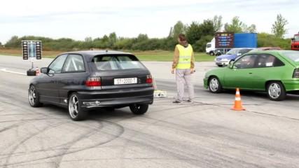 Opel Astra 4x4 Turbo Osrs Xv