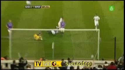 20.07 Първи гол ка Карим Бензема за Реал Мадрид ! Шамрок Роувърс - Реал Мадрид 0:1 Контрола