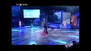 Vip Dance 15.11.2009 Танцът на Ники, Анета, Анелия и Атанас